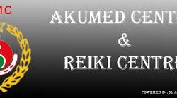 Akumed & Reiki Centre Logo