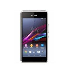 Sony Xperia E1 Dual - Front Screen Photo