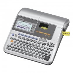 Casio Business Model – KL-7400 Label Printer - Complete Specifications