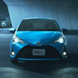 Toyota Vitz 2017 - Front View Photo