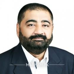 Dr. Rayyasat Ali Khan