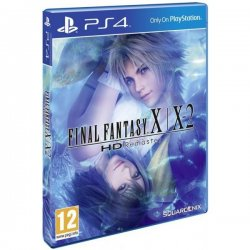 Final Fantasy X/X2 HD For PS4