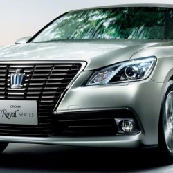 Toyota Crown Royal 2021 (Automatic)