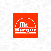 Mr. Burger Logo