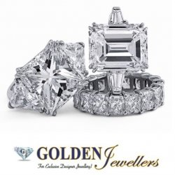 Golden Jewellers Logo