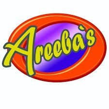 Areeba's Fast Food Logo