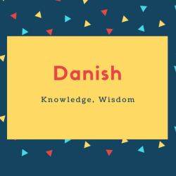 Danish Name Meaning Knowledge, Wisdom