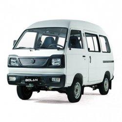 Suzuki Bolan Cargo Van Euro ll Overview