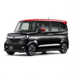 Honda N Box G Turbo L Package 2018