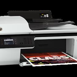 HP 2645 D4H22B Deskjet Printer - Complete Specification.