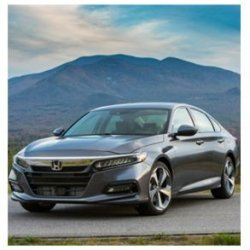 Honda Accord Sports 2018