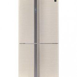 Sharp SJ-FP810VBE French Door Four Door