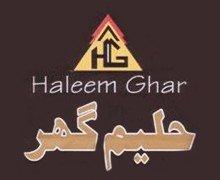 Haleem Ghar Logo