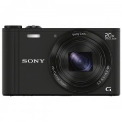 Sony Cyber-shot DSC-WX300 mm Camera Overview