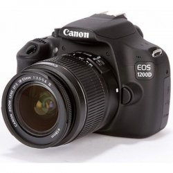 Canon EOS 1200D 18-55mm Camera