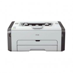 Ricoh - SP 200 Single Function Laser Printer - Complete Specifications