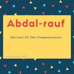 Abdal-rauf
