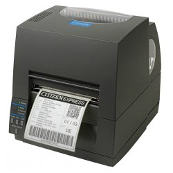 Citizen Printer CL-S621 - Complete Specifications