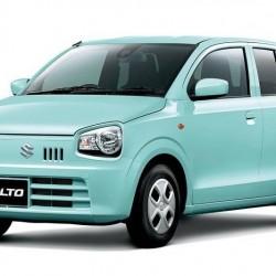 Suzuki Alto VX 2021 (Manual) - Color