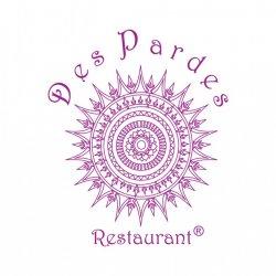 Des Pardes Restaurant Logo