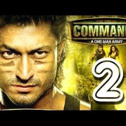Commando 2 5