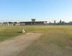 Larkana Cricket Stadium 2