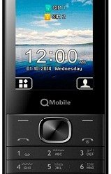 QMobile M30 front Look
