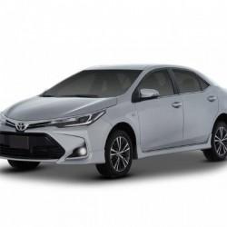 Toyota Corolla Altis X 1.6 2021 (Automatic)