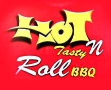Hot N Tasty Roll Logo