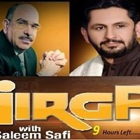 Jirga with Saleem Safi