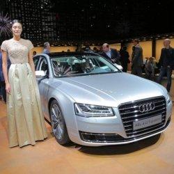 Audi A8 L Overview