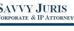 SAVVY JURIS CORPORATE & IP ATTORNEYS Logo