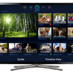 Samsung 40F5500 40 inches LED TV