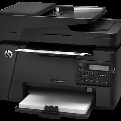 HP LaserJet Pro MFP M128fw Printer - Complete Specfication.
