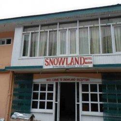 Snow Land Naran Entarnace