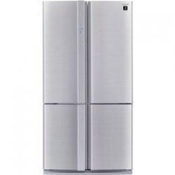 Sharp SJ-FP760VST Bottom Freezer, Four Door