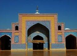 Shah Jahan Mosque Thatta
