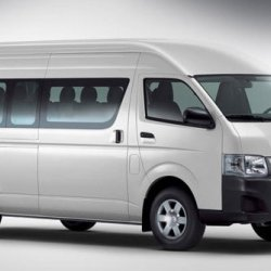 Toyota HiAce 3.0 Ambulance Std.Roof A/C overview