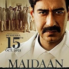 Maidaan - Cast, Released date, Review