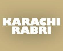 Karachi Rabri