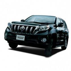 Toyota Prado 3.0L VX Overview
