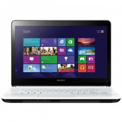 Sony Vaio Fit 14E-213 White Core i3 ivy