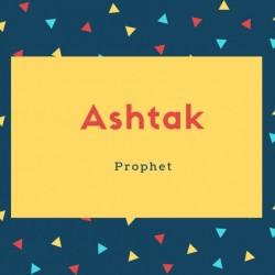 Ashtak Name Meaning Prophet