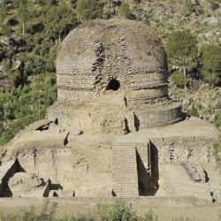 Amluk Dara Stupa 1