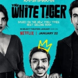 The White Tiger - Released date, Cast, Review