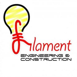 Filament Engineering and Construction Logo