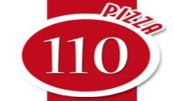 Pizza 110 Logo