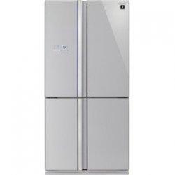Sharp SJ-FS820VSL Bottom Freezer Four Door