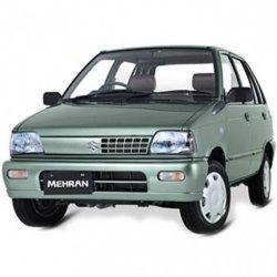Suzuki Mehran VXR Euro II Overview