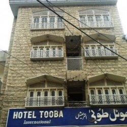 Tooba International Hotel Building